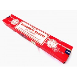 12x Satya Dragons Blood Incense Sticks
